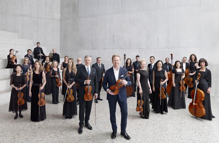 Zurcher Kammerorchester