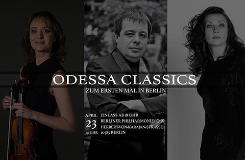 Odessa Classics in Berlin